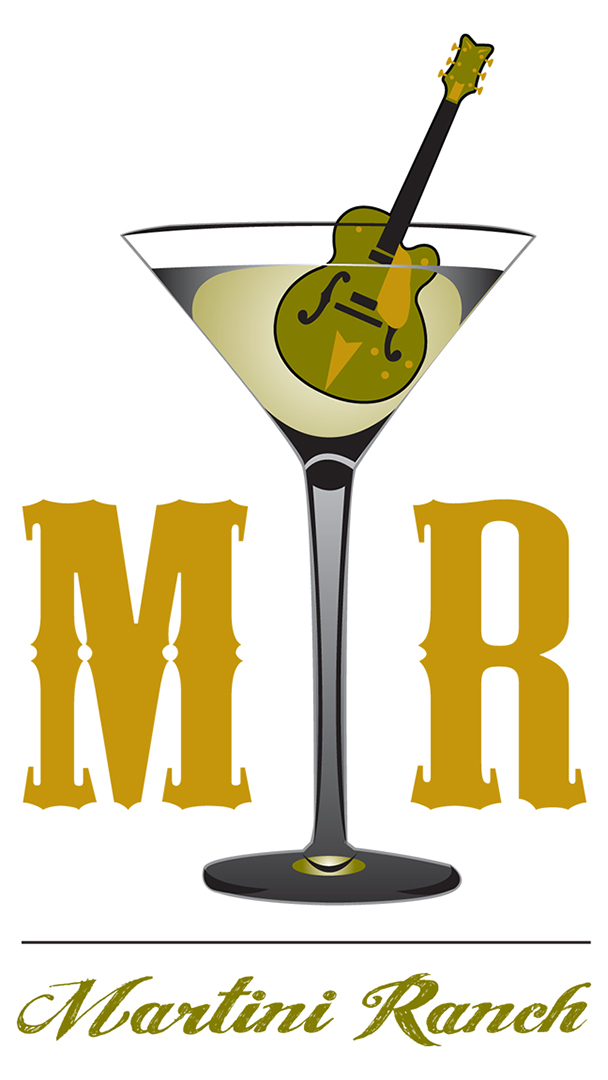 Martini Ranch logo, 2013