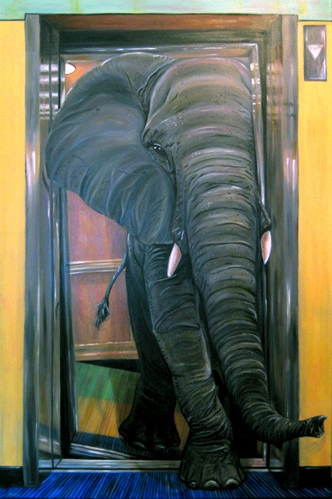 The Elephant in the Elevator