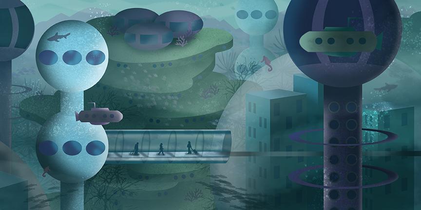 Underwater Civilization