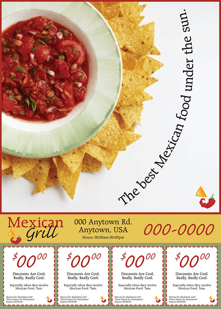 Mexican Food Spec Ad, 2005