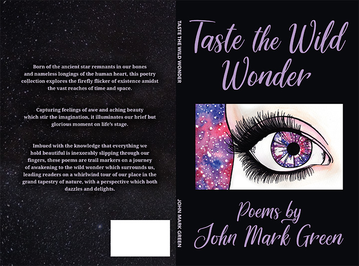 Taste the Wild Wonder book cover