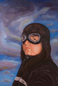 Self Portrait as an Aviator