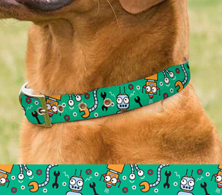 Robot Dog Collar