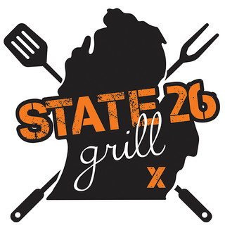 State 26 Grill Logo