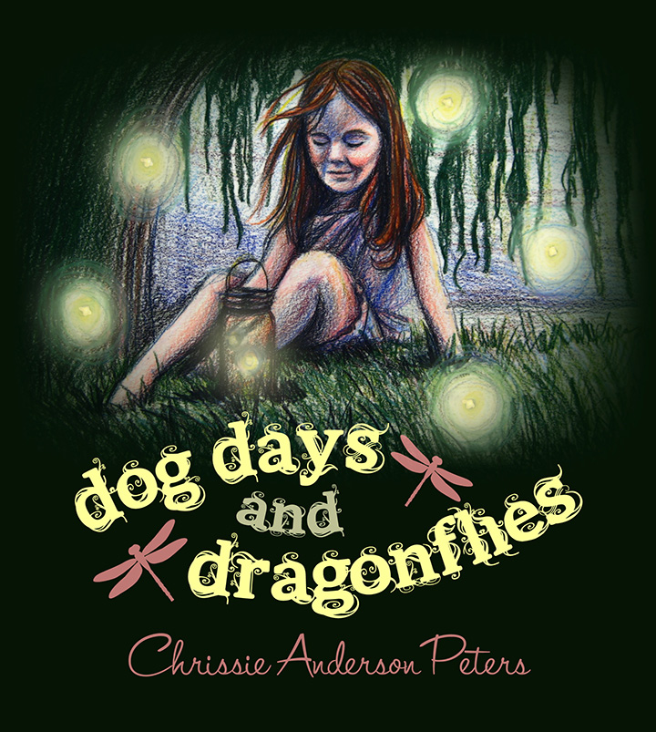 Dog Days and Dragonflies book cover