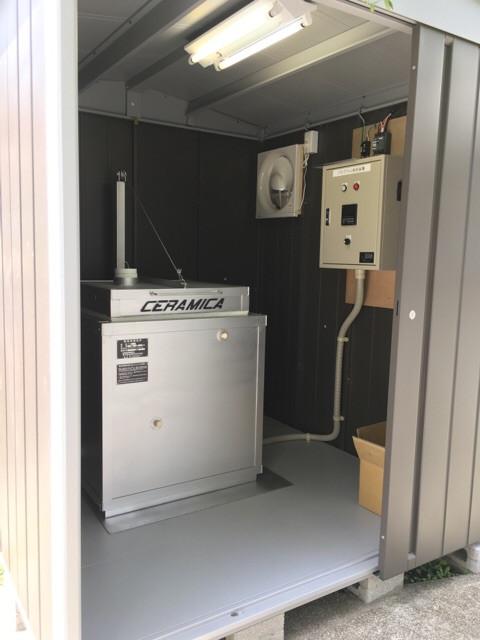 上蓋式電気炉TY-8