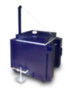 強還元焼成 電気陶芸窯SY-8 オプション塗装