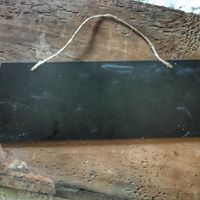 Rectangular Chalkboards