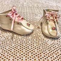 Porcelian Baby shoes