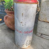 Vintage Creamer Container