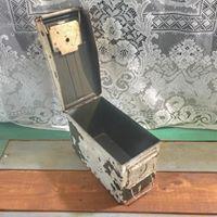 Large White Ammo Box