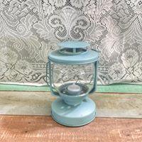 Small Blue Lantern