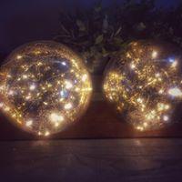 Sparkle Globes