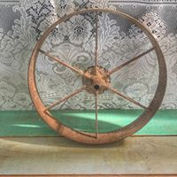 Small Metal Wheel