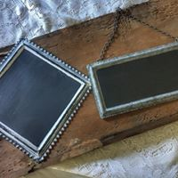 Metal Framed Chalkboards