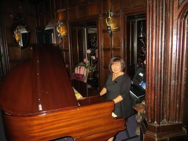 Mitton Hall Resident Pianist