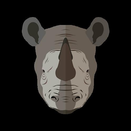 Neushoorn donatie Jungle Boogie