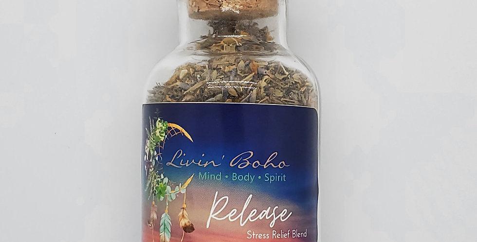 Release - Tea Blend