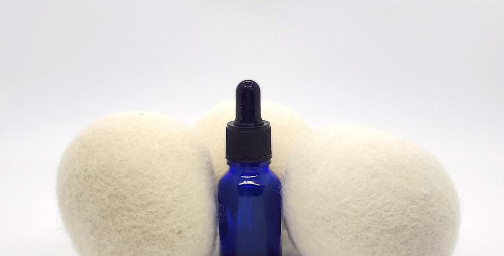 XL Organic Woolball & EO Blend