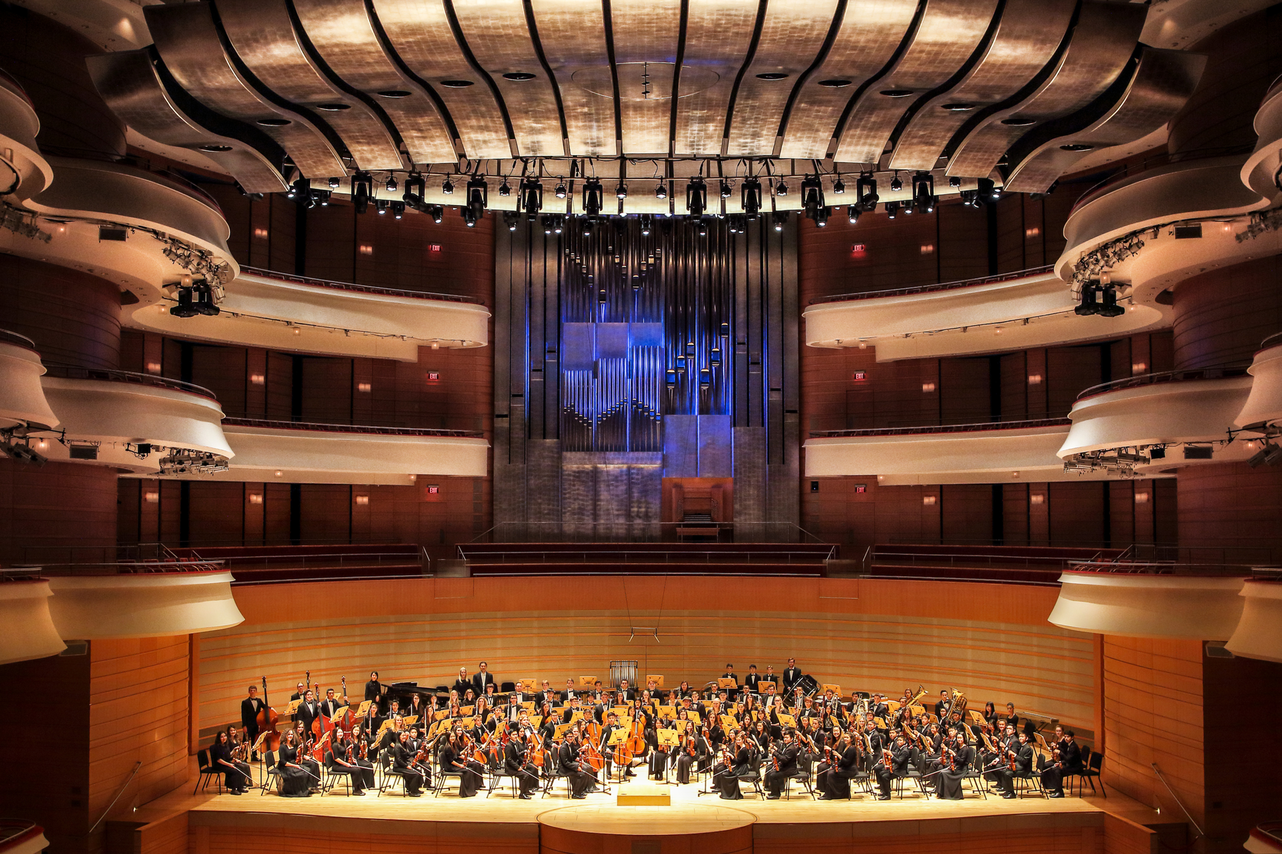 Symphony Orchestra - Fall Semester