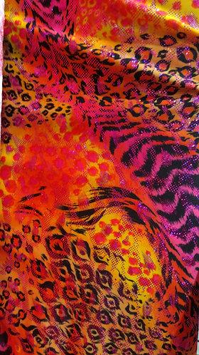 Wild Safari, Pink