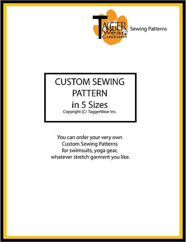 Custom Sewing Pattern