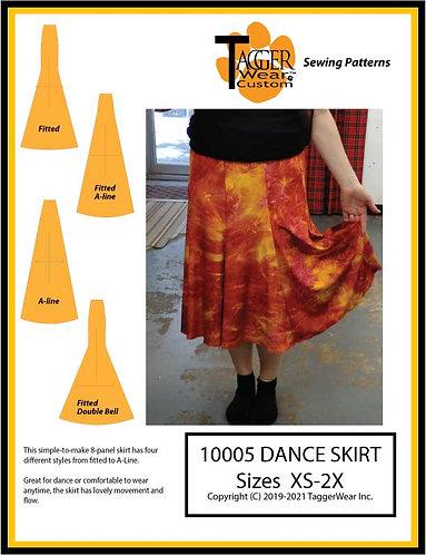 10005 Dance Skirt