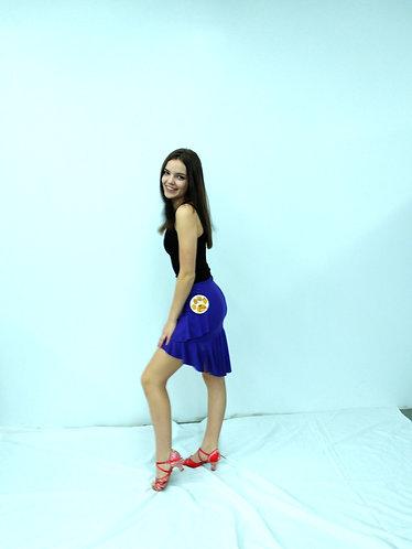 Cha Cha Dance Skirt