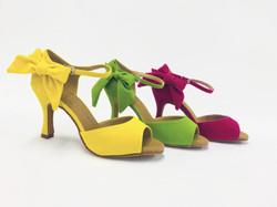 Social Dance Shoes