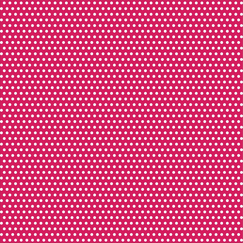 Dime-size Polka Dot