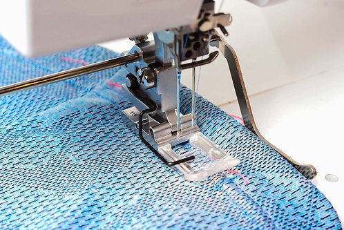 How to Coverstitch