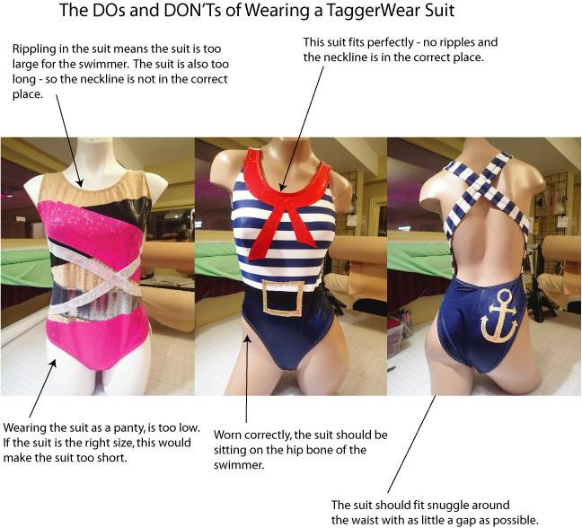 How to Wear A Synchro Suit