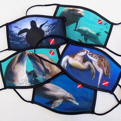 Sea Animal Masks