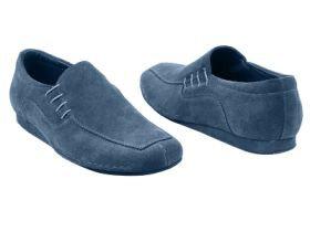 SERO102BBX Blue Suede