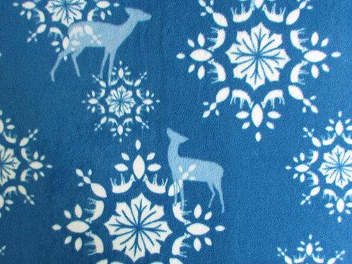 Snowflakes, Blue