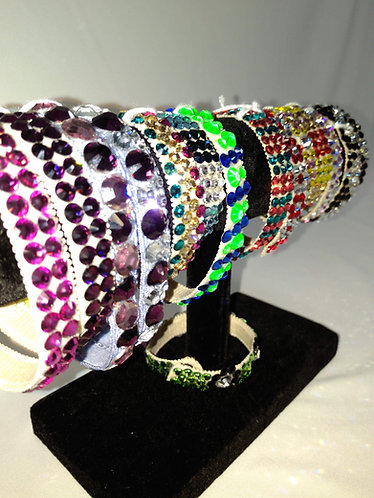 "6"" Rhinestone Bracelet"