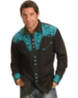 Scully Western Style Men's Shirts
