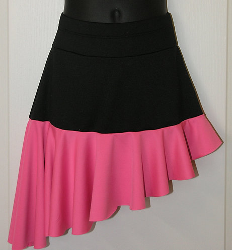 Girls' Diagonal Skirt