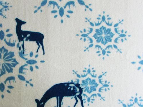 Snowflakes, White