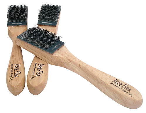 Wooden Shoe Brush