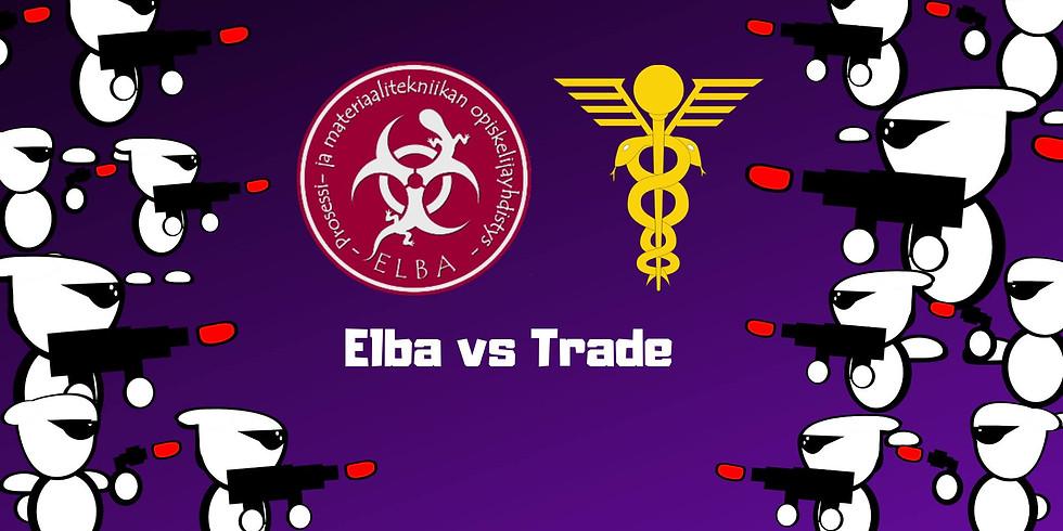 Elba vs Trade: lasersotaturnaus
