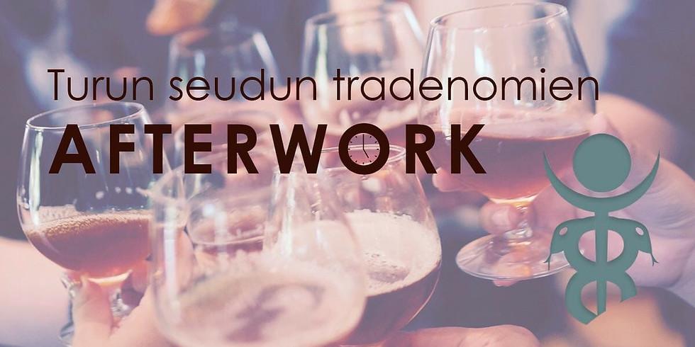 Tradenomiopiskelijoiden Afterwork: Sijoitusilta