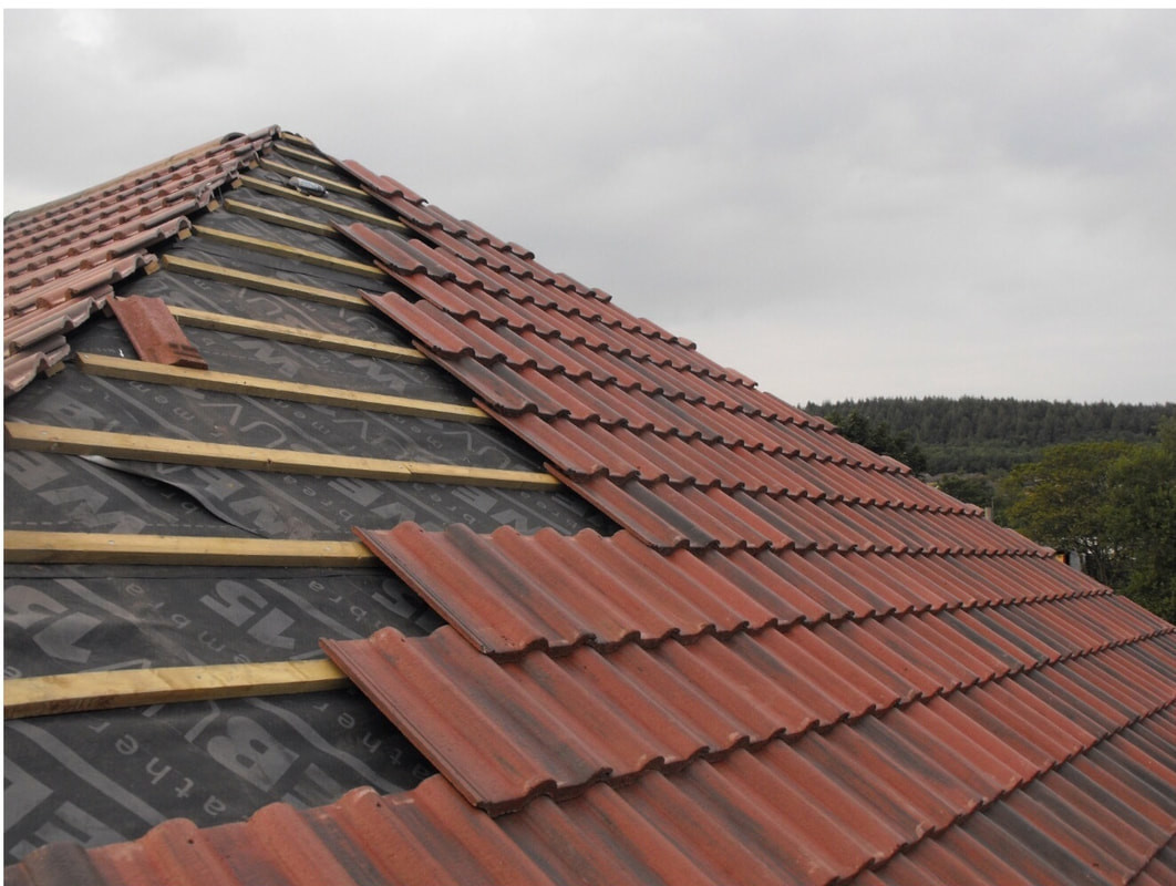 worthing roofing services