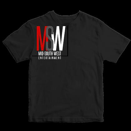 MSW Corner Logo T-shirt