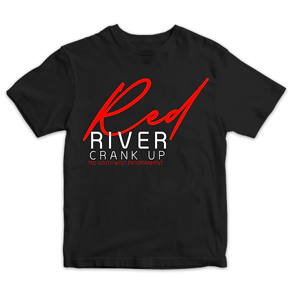 Red River Crank Up Event T-Shirt