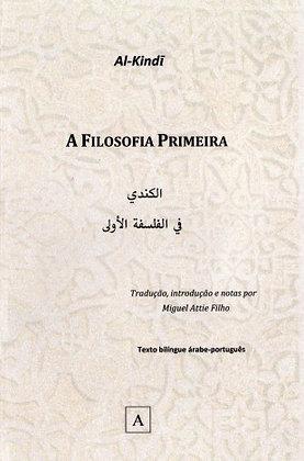 Livro A Filosofia Primeira - Al-Kindi