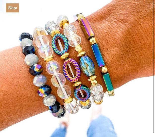 Turquoise Dream Bracelet Stack