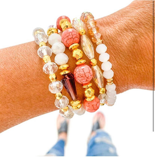 Rosé All Day Love Stack