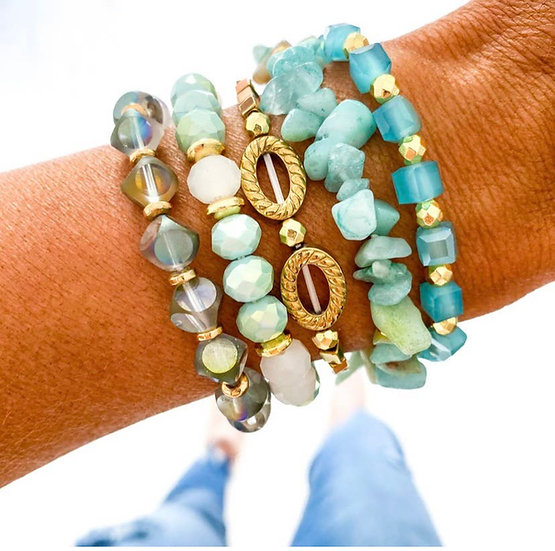 Teal Love Stack
