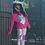 Thumbnail: Pink Heart Hi-Low Top